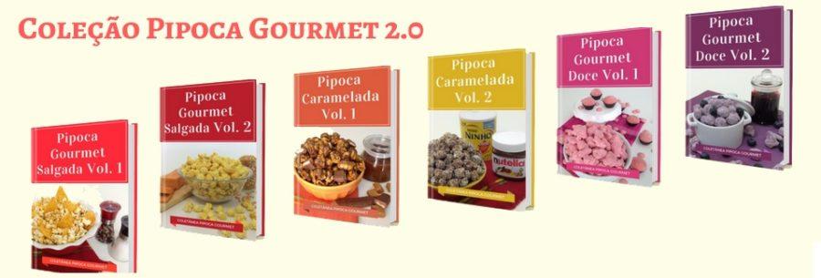 Coleção Pipoca Gourmet 2.0