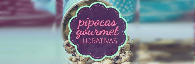 Curso de Pipoca Gourmet Lucrativa